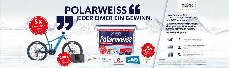 Polarweiss Gewinnspiel